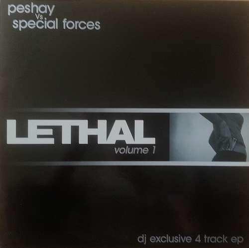 Bild Peshay Vs Special Forces - Lethal (Volume 1) (2x12, EP) Schallplatten Ankauf