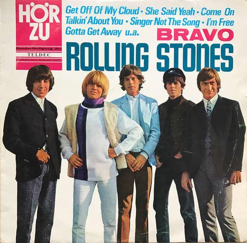 Cover zu The Rolling Stones - Bravo (LP, Comp) Schallplatten Ankauf