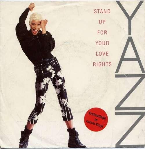 Bild Yazz - Stand Up For Your Love Rights (7, Single, Red) Schallplatten Ankauf