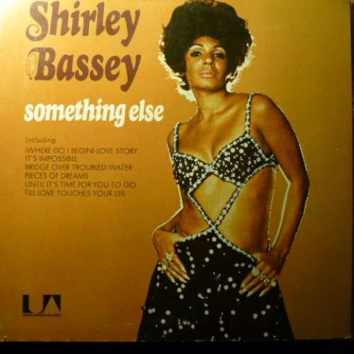 Bild Shirley Bassey - Something Else (LP, Album, Gat) Schallplatten Ankauf
