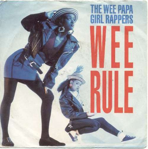 Cover The Wee Papa Girl Rappers* - Wee Rule (7, Single) Schallplatten Ankauf