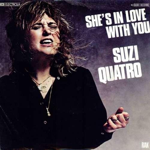 Bild Suzi Quatro - She's In Love With You (7, Single) Schallplatten Ankauf