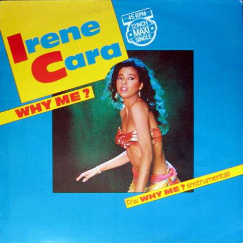 Bild Irene Cara - Why Me? (12, Maxi) Schallplatten Ankauf