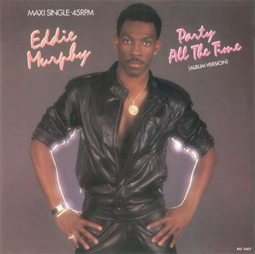 Cover Eddie Murphy - Party All The Time (Album Version) (12, Maxi) Schallplatten Ankauf