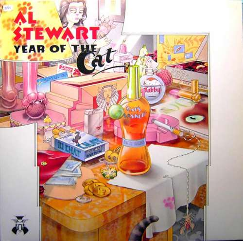 Bild Al Stewart - Year Of The Cat (LP, Album, Gat) Schallplatten Ankauf