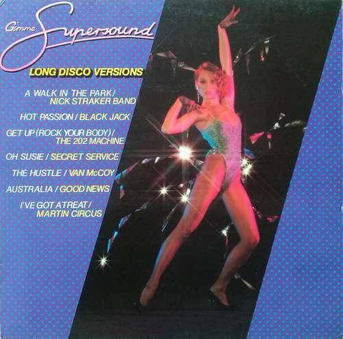 Bild Various - Gimme Supersound (LP, Comp) Schallplatten Ankauf