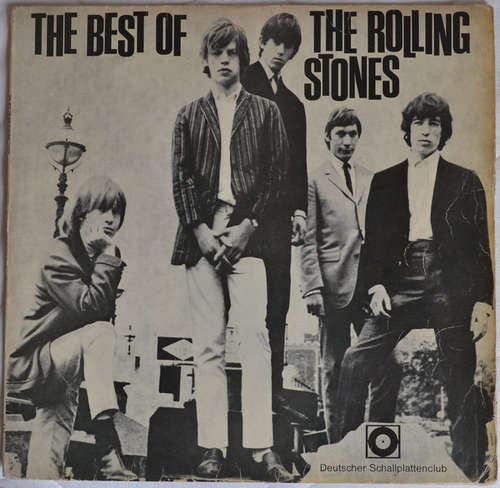 Cover The Rolling Stones - The Best Of The Rolling Stones (LP, Comp, Club) Schallplatten Ankauf