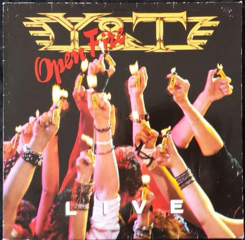 Bild Y & T - Open Fire (LP, Album) Schallplatten Ankauf