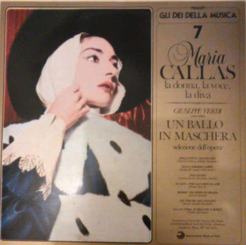 Bild Maria Callas, Giuseppe Verdi - Maria Callas La Donna, La Voce, La Diva / Giuseppe Verdi : Un Ballo In Maschera. Selezione Dell'Opera (LP, Gat) Schallplatten Ankauf