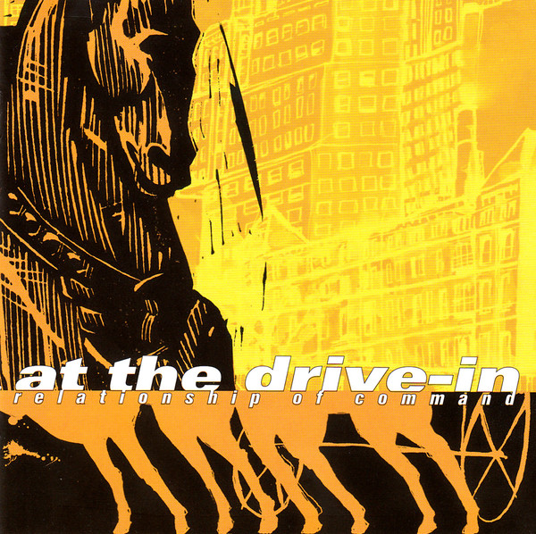 Cover At The Drive-In - Relationship Of Command (CD, Album) Schallplatten Ankauf