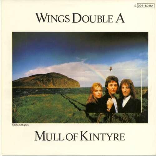 Bild Wings (2) - Mull Of Kintyre / Girls' School (7, Single) Schallplatten Ankauf