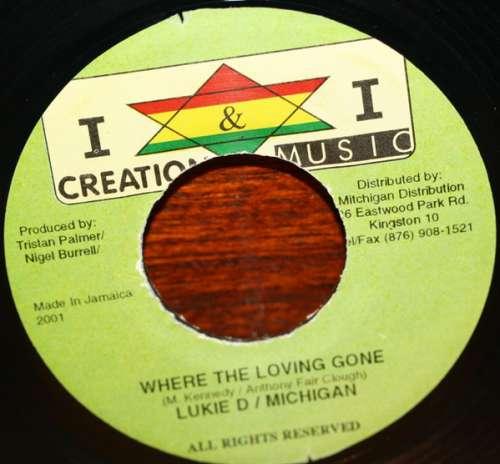 Bild Lukie D / Michigan* - Where The Loving Gone (7) Schallplatten Ankauf