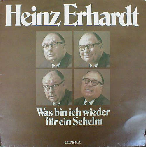Bild Heinz Erhardt - Was Bin Ich Wieder Für Ein Schelm (LP, Comp) Schallplatten Ankauf