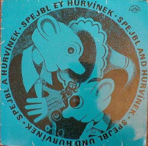 Cover zu Spejbl & Hurvínek - Ganz Gross… (LP, Album, Mono, RP) Schallplatten Ankauf