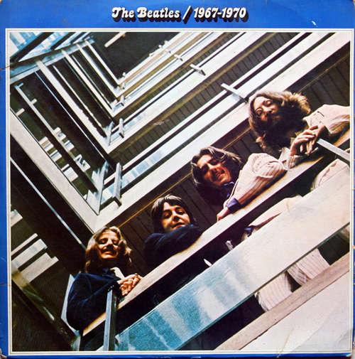 Cover The Beatles - 1967-1970 (2xLP, Comp, Gat) Schallplatten Ankauf