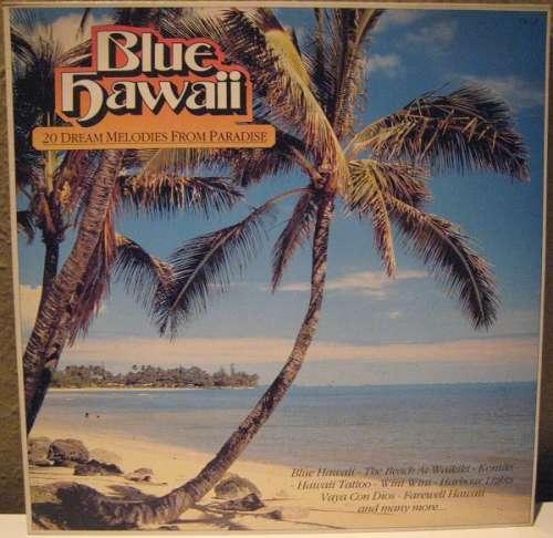 Bild The Islanders (2) - Blue Hawaii - 20 Dream Melodies From Paradise (LP, Album) Schallplatten Ankauf