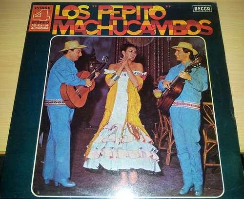 Cover Los Pepito Machucambos* - Los Pepito Machucambos  (LP, Album, RE) Schallplatten Ankauf