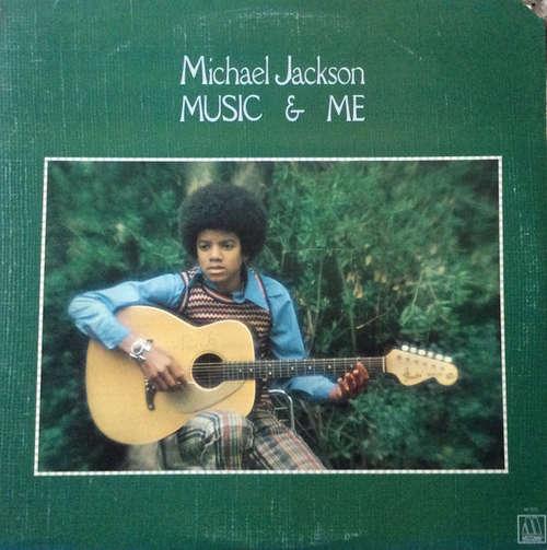 Cover Michael Jackson - Music & Me (LP, Album) Schallplatten Ankauf