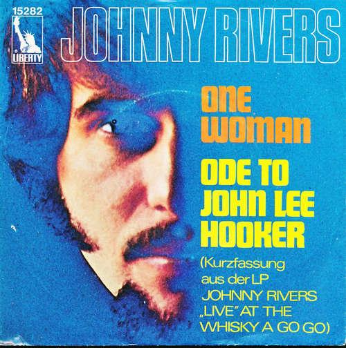 Bild Johnny Rivers - One Woman / Ode To John Lee Hooker (7, Single) Schallplatten Ankauf