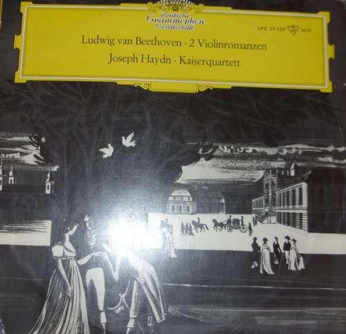 Bild Ludwig van Beethoven, Joseph Haydn - Ludwig van Beethoven 2 Violinromanzen - Joseph Haydn Kaiserquartett (LP) Schallplatten Ankauf
