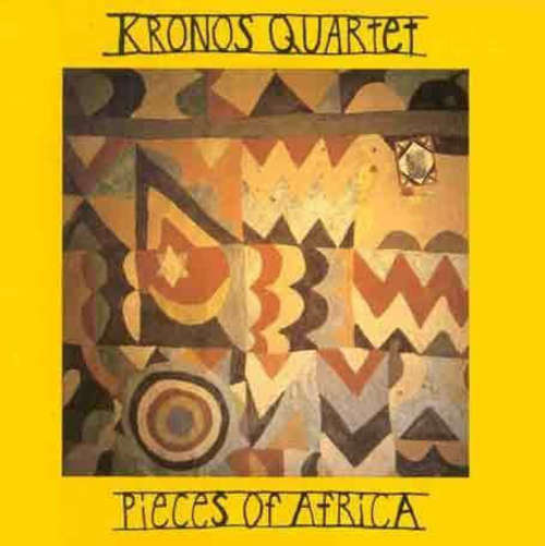 Bild Kronos Quartet - Pieces Of Africa (CD, Album) Schallplatten Ankauf