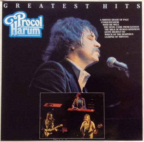 Bild Procol Harum - Greatest Hits Vol 1 (LP, Comp) Schallplatten Ankauf