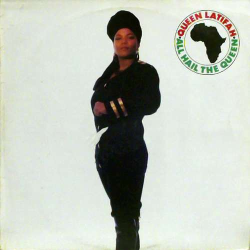 Cover Queen Latifah - All Hail The Queen (LP, Album) Schallplatten Ankauf