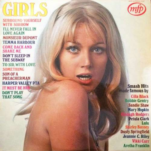 Bild Unknown Artist - Girls (LP) Schallplatten Ankauf