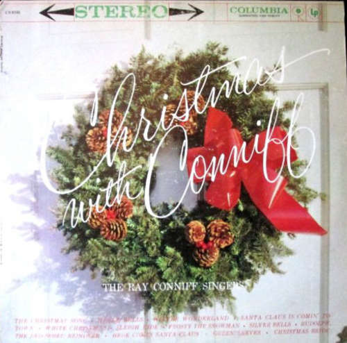 Cover The Ray Conniff Singers* - Christmas With Conniff (LP, Album, RE) Schallplatten Ankauf