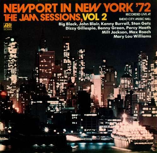 Bild Various - Newport In New York '72 - The Jam Sessions, Vol. 2 (LP) Schallplatten Ankauf