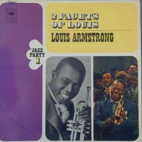 Bild Louis Armstrong - 2 Facets Of Louis (LP, Comp) Schallplatten Ankauf