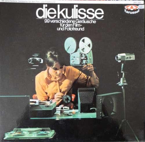 Bild No Artist - Die Kulisse / 99 Verschiedene Geräusche Für Den Film- Und Fotofreund (2xLP) Schallplatten Ankauf