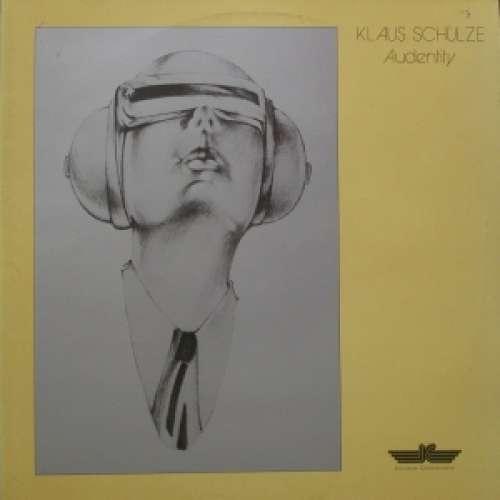 Cover Klaus Schulze - Audentity (2xLP, Album) Schallplatten Ankauf