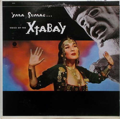 Cover Yma Sumac - Voice Of The Xtabay (LP, Album, Comp, RE) Schallplatten Ankauf