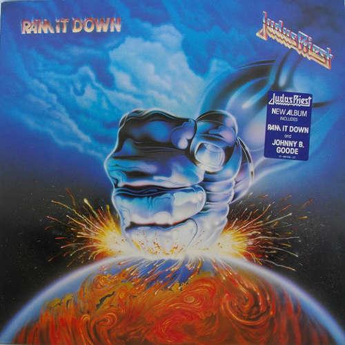Bild Judas Priest - Ram It Down (LP, Album) Schallplatten Ankauf