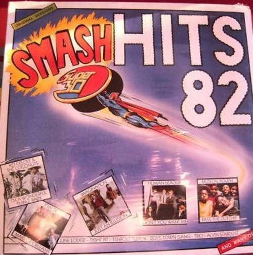 Cover zu Various - Smash Hits '82 (LP, Comp) Schallplatten Ankauf