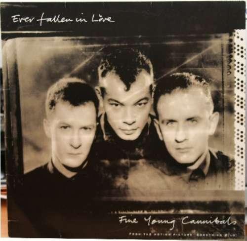 Bild Fine Young Cannibals - Ever Fallen In Love (12, Maxi) Schallplatten Ankauf