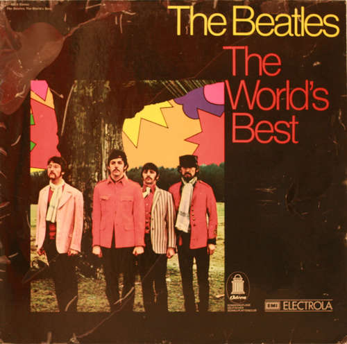 Cover The Beatles - The World's Best (LP, Comp, Club, RE) Schallplatten Ankauf