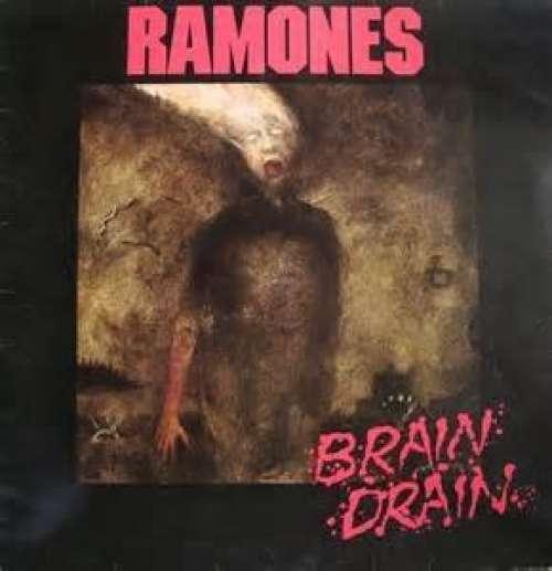 Cover Ramones - Brain Drain (LP, Album) Schallplatten Ankauf