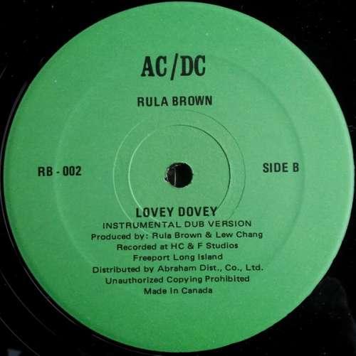 Bild Rula Brown - Lovey Dovey (12) Schallplatten Ankauf
