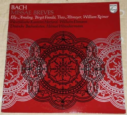 Bild Bach* - Missae Breves (LP, Album) Schallplatten Ankauf
