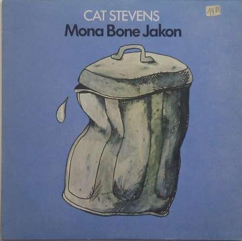 Cover zu Cat Stevens - Mona Bone Jakon (LP, Album) Schallplatten Ankauf