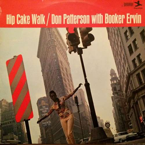 Bild Don Patterson With Booker Ervin - Hip Cake Walk (LP, Album, RE) Schallplatten Ankauf