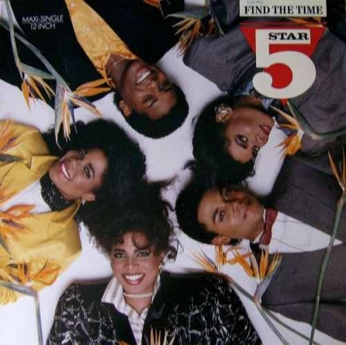 Bild Five Star - Find The Time (12, Maxi) Schallplatten Ankauf