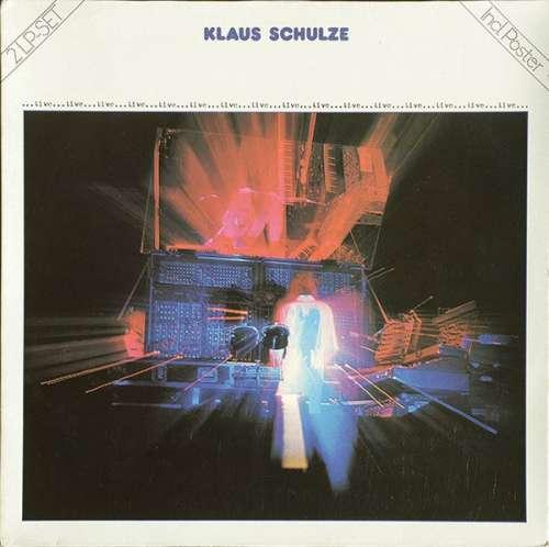 Cover Klaus Schulze - ...Live... (2xLP, Album) Schallplatten Ankauf