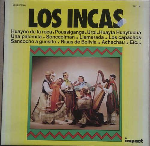 Cover zu Los Incas - Los Incas (LP, Comp) Schallplatten Ankauf