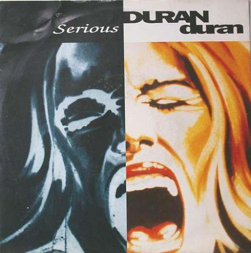 Cover Duran Duran - Serious (7, Single) Schallplatten Ankauf
