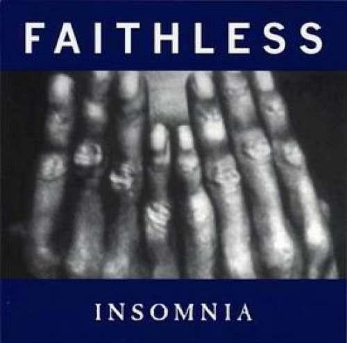 Cover Faithless - Insomnia (12) Schallplatten Ankauf