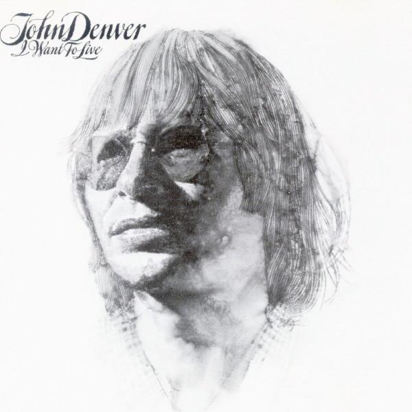 Cover John Denver - I Want To Live (LP, Album) Schallplatten Ankauf