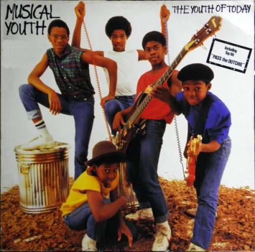Cover Musical Youth - The Youth Of Today (LP, Album) Schallplatten Ankauf